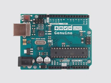 Arduino Announced Partnership with SeeedStudio | Make: | Arduino, Netduino, Rasperry Pi! | Scoop.it