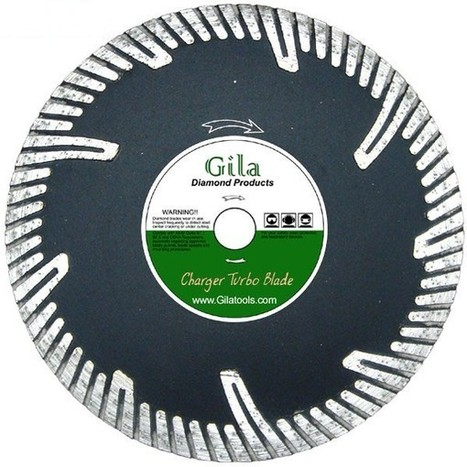 How to Replace a Tile Saw Blade - Gila Tools | Thunderbolt Cable | Scoop.it
