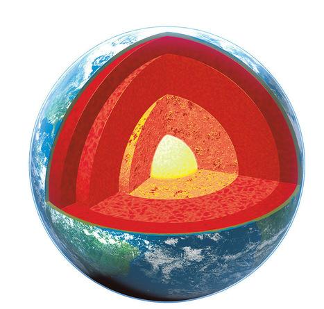 Mitä tapahtuisi jos poraisi reiän maapallon läpi ja hyppäisi siihen? Tulisiko läpi toiselta puolelta? | Biologygeography teaching | Scoop.it
