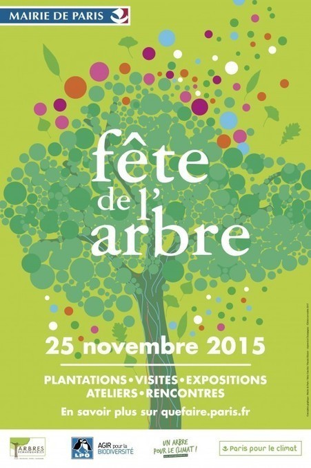 Fête de l'Arbre le 25 novembre 2015 | Les colocs du jardin | Scoop.it