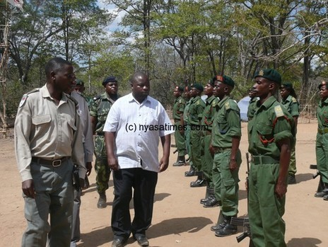 Malawi govt secures arms to curb animal poaching - Nyasa Times | Save our Rhino and all animals...this is what it looks like!!!!! | Scoop.it