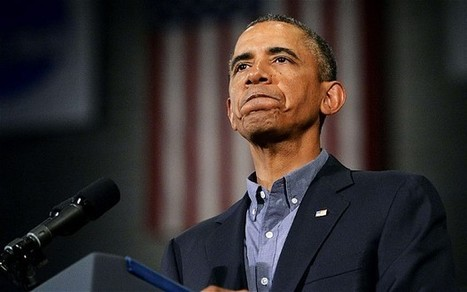 No Teleprompter: Obama Screws Up During Speech, Is Called Out by Shouting Crowd   News You Can Use - NO PINKSLIME   Scoop.it