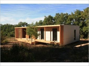 Habitat individuel - Batiactu | Maisons Bois Basse Conso | Scoop.it