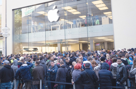 iPhone 6 Sale Attracts Vacationers Throughout the World | Tourism Marketing | Scoop.it
