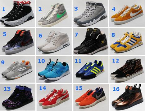 Soldes Size? été 2013 : Plus de 300 sneakers à prix réduits | sneakers-actus.fr | Scoop.it