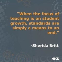 Growing with the Common Core State Standards | ASCD Inservice | Modern Learning | Scoop.it