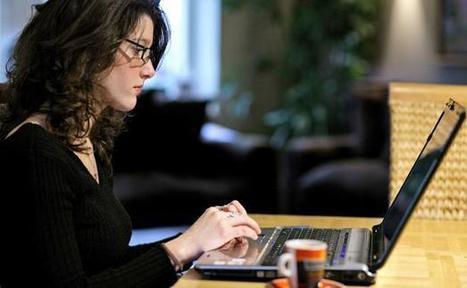 Comment l'entrepreneuriat Web donne un nouvel élan aux femmes - 20minutes.fr | Entrepreneuriat féminin | Scoop.it