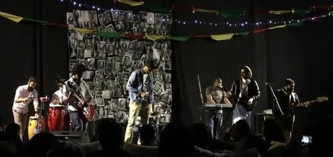 'Stir It Up' Video From Last Night's Bob Marley Tribute Concert   The RedGold&Green Folk Project   Scoop.it