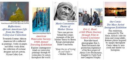 5 New Exhibitions Opening at AMoA | KLAX-TV | International Art Scene | Scoop.it