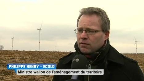 RTBF La Une⎥Bourgmestres en colère contre plan éolien wallon   L'actualité de l'Université de Liège (ULg)   Scoop.it