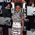 Lupita Nyong'o: Disco make-up look at the MTV Movie Awards | Chanel | Scoop.it