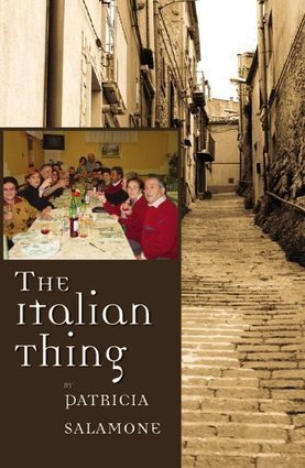 "The Italian Thing by Patricia Salamone | ""The Italian Thing"" 