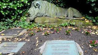 Hagenbeck-Grab: Löwenstatue gestohlen | geek-stuff | Scoop.it