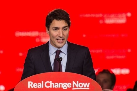 EU finds new climate ally after Canadian election | UCOS - Klimaatverandering | Scoop.it