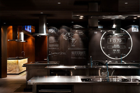 The Cool Hunter - Designer Cooking Schools | More Than Just A Supermarket | Scoop.it