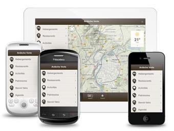 Site internet mobile ou extranet , les études de cas de l'agence web ... | Our work | Scoop.it
