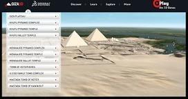 Visita al antiguo Egipto en 3D ~ Docente 2punto0 | Salud Publica | Scoop.it
