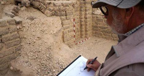 El Proyecto Djehuty redescubre la tumba del tesorero de Tutmosis III en Egipto - RTVE.es   Egiptología   Scoop.it