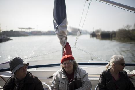 Une CROISIÈRE dans  le port de Gennevilliers, 1er port fluvial de France | URBANmedias | Scoop.it