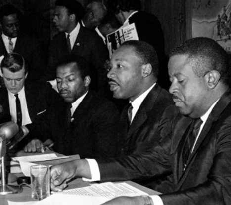 """Honouring the 50th anniversary of Martin Luther King Jr.'s """"I Have a Dream"""" - THE CANADIAN 