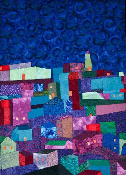 Art Quilt Sold! 5 more to go.   Que es lo que pasa aqui? Ah!   Art Quilts   Scoop.it