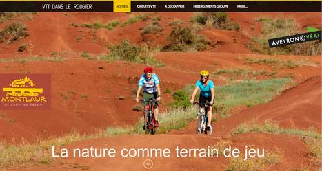 Le Rougier de Montlaur : La nature comme terrain de jeu ! | L'info tourisme en Aveyron | Scoop.it