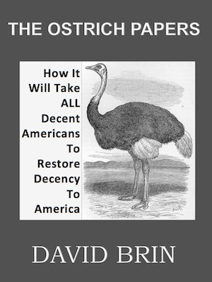 The Ostrich Papers: How it will take all Americans to restore Decency | Politics for the Twenty-first Century | Scoop.it