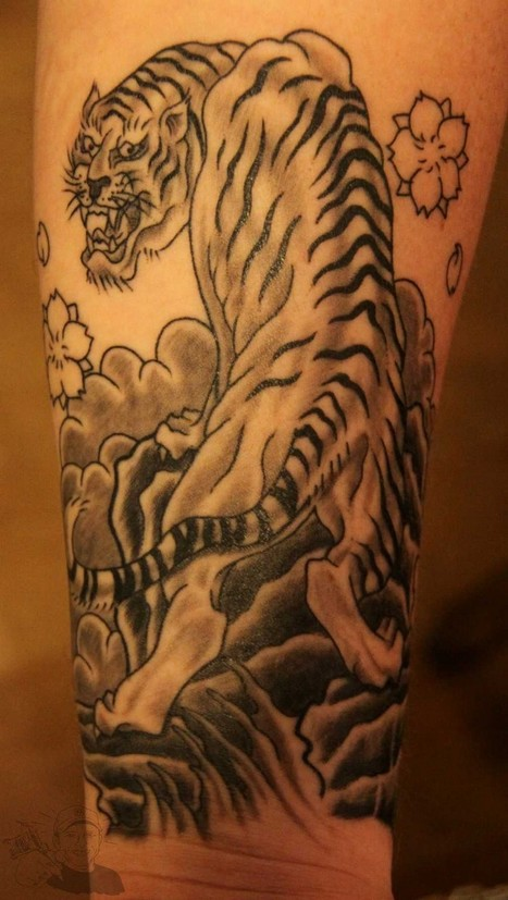 Best Ever Tatuagem Tiger Tattoos Collection 2013   Tattoo exhibition   Scoop.it