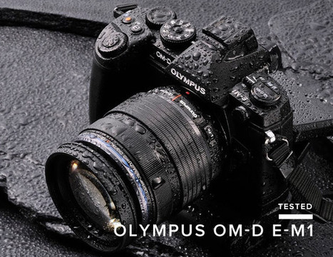 Review: Olympus OM-D EM-1 | Art Photography Nick Chaldakov | Scoop.it