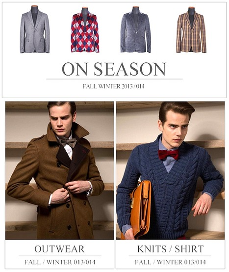 Royal Hem Fall Winter 2013/14 | Le Marche & Fashion | Scoop.it