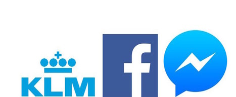 KLM expands social media strategy with launch of Facebook Messenger service - WIT   Web marketing turistico   Scoop.it