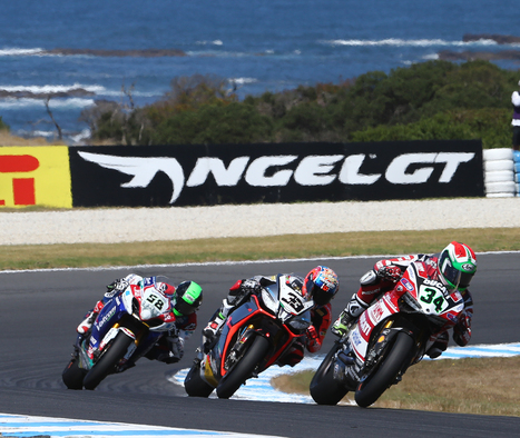 Ducati Superbike Team: Phillip Island, Promising Start to 2014 Season | Driving Tips | Scoop.it