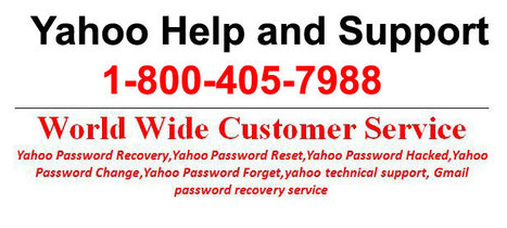 Yahoo Technical Support - 1-800-405-7988 | Number | Yahoo Tech Support – 1-800-405-7988 ! Number | Scoop.it