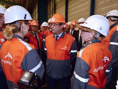 Pourquoi François Hollande a sauvé Florange, mais pas la sidérurgie française | Forge - Fonderie | Scoop.it