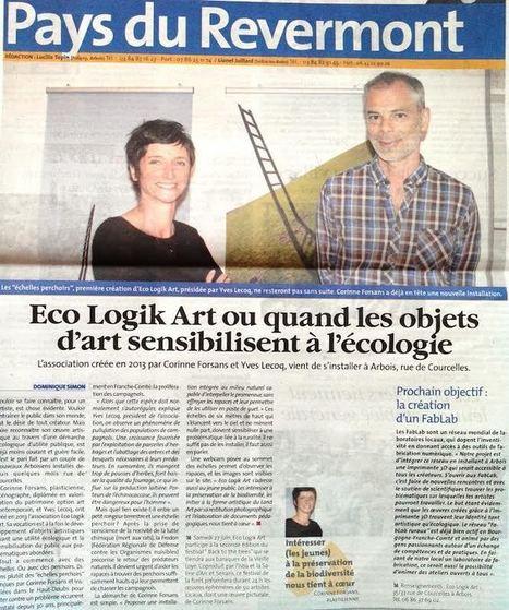 Arbois, le FabLab comtois d'Arbois est sur les rails . . . | Libre de faire, Faire Libre | Scoop.it