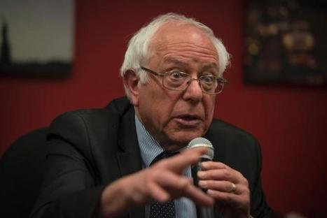 TRANSCRIPT: Bernie Sanders meets with News Editorial Board | Democretizing democracy | Scoop.it