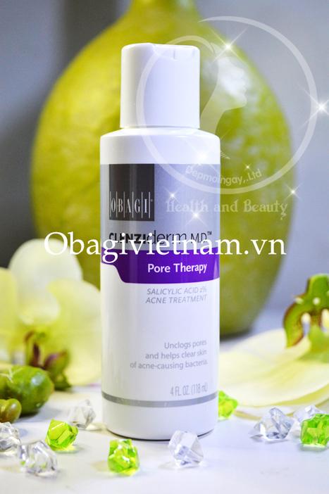 Pore Therapy   Obagi Clenziderrm Set   Obagi VietnamObagi Vietnam   Obagi Medical   Scoop.it