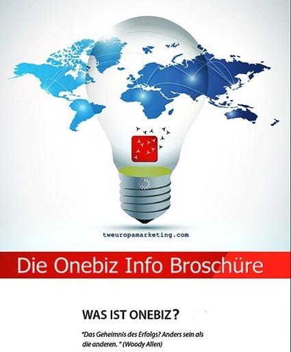 Die Onebiz Info Broschüre (PDF)   Onebiz   Scoop.it