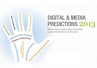 Digital and media predictions for 2013: Millward Brown | #Mocial -- Social, Mobile, Local Retail #NYC | Scoop.it