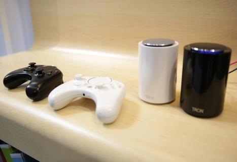 CES 2014 : Tron, une console sous Android dévoilé par Huawei - Android-MT | Innovation jeux-vidéo, jeux-vidéo next-gen | Scoop.it