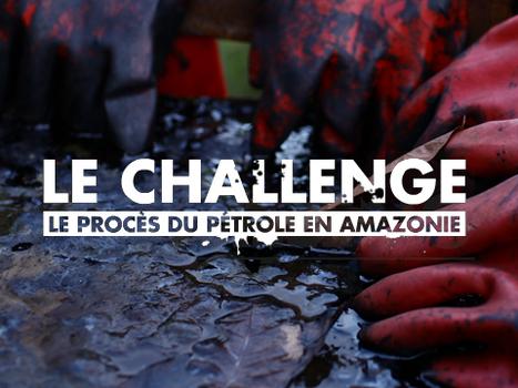 Le Challenge | Canal+ | L'actualité du webdocumentaire | Scoop.it