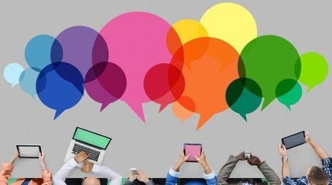 10 Netiquette Tips For Online Discussions - eLearning Industry | Pedagogy and technology of online learning | Scoop.it
