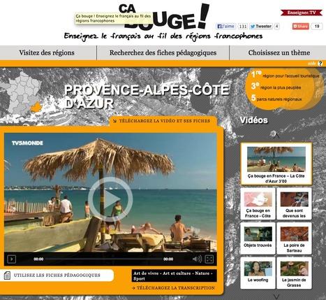 Ça bouge en France - Provence-Alpes-Côte d'Azur - NICE - video et activités | beaux sites et villages de France - France nicest villages and sites | Scoop.it