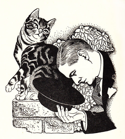 Cats vs. Dogs: A Poem by T. S. Eliot | Stunning Vintage Illustrations by Dame Eileen Mayo | Libro blanco | Lecturas | Scoop.it