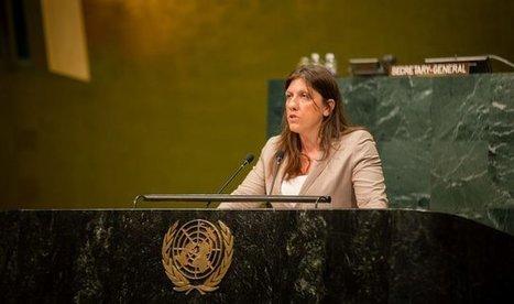 CADTM - Zoe Konstantopoulou's speech at the United Nations Headquarters in New York   Global politics   Scoop.it