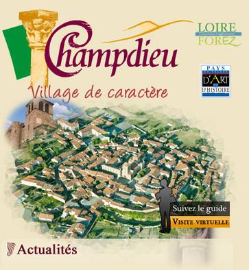 Site officiel de la commune de Champdieu | E-tourisme - Loire | Scoop.it
