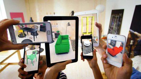 Réalité augmentée : Tout savoir sur une technologie de notre quotidien | Agence web AntheDesign | Scoop.it