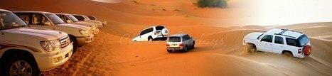 The Best Adventure Possible in Dubai - Dubai Desert Safari Tours, UAE | Purple Panda Global | Scoop.it