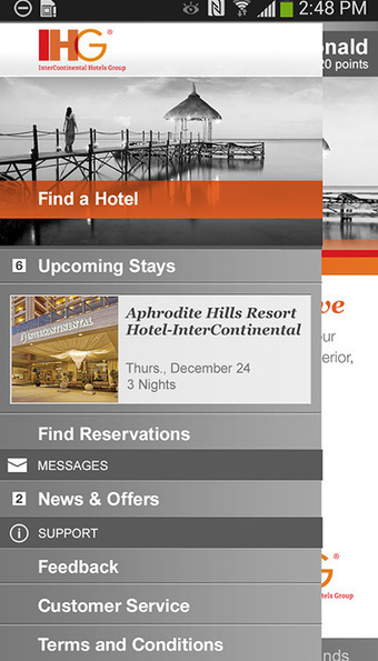 InterContinental Hotels Group eyes mobile to combat hotel aggregators | Floqr Mobile News | Scoop.it
