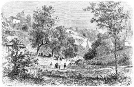 21 juillet 1858 Napoléon III à Plombières | Racines de l'Art | Scoop.it